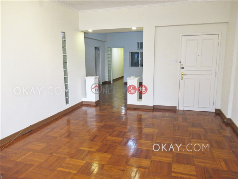 Lovely 3 bedroom with balcony & parking | Rental | Catalina Mansions 嘉年大廈 Rental Listings