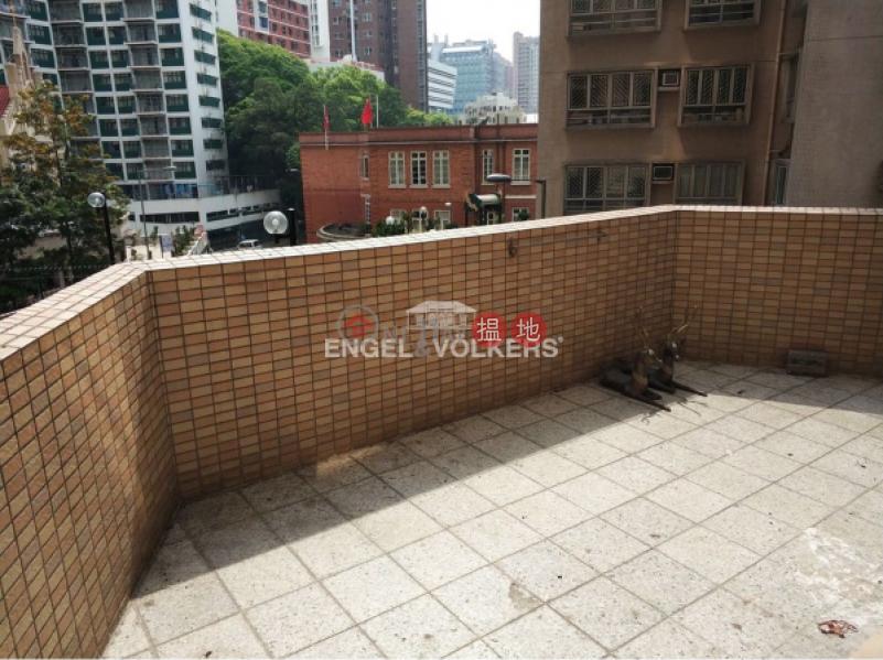 HK$ 68,000/ month Ning Yeung Terrace, Western District   Expat Family Flat for Rent in Sai Ying Pun