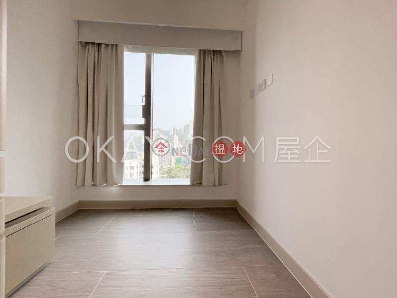 2房1廁,實用率高,極高層,星級會所本舍出租單位-18堅道 | 西區-香港-出租-HK$ 34,000/ 月