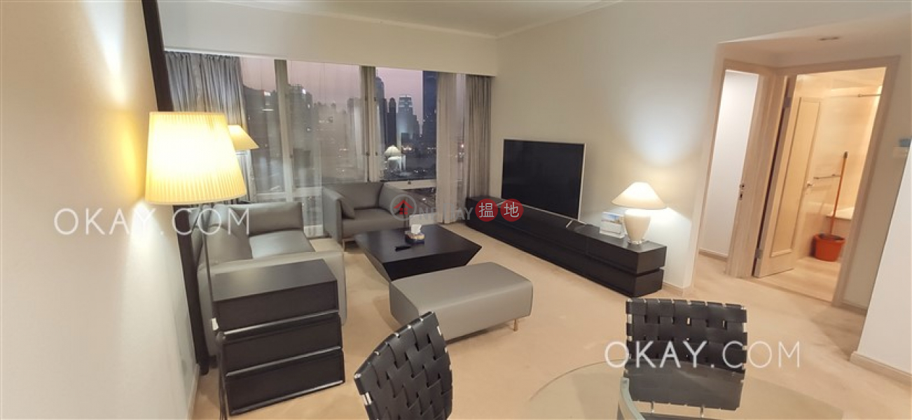 Lovely 1 bedroom on high floor with sea views | Rental 1 Harbour Road | Wan Chai District | Hong Kong | Rental | HK$ 39,000/ month