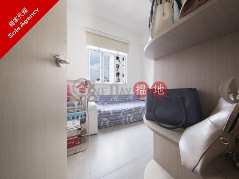 西半山三房兩廳筍盤出售|住宅單位|安峰大廈(On Fung Building)出售樓盤 (EVHK90330)_0