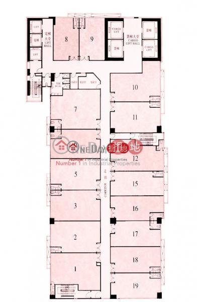 百利25建榮街   屯門香港-出租 HK$ 6,768/ 月