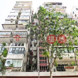 3房2廁,實用率高,極高層,露台《新豪大廈出租單位》