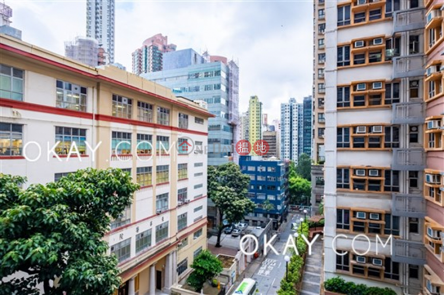 Tasteful in Sheung Wan | For Sale, Po Hing Mansion 寶慶大廈 Sales Listings | Central District (OKAY-S76027)