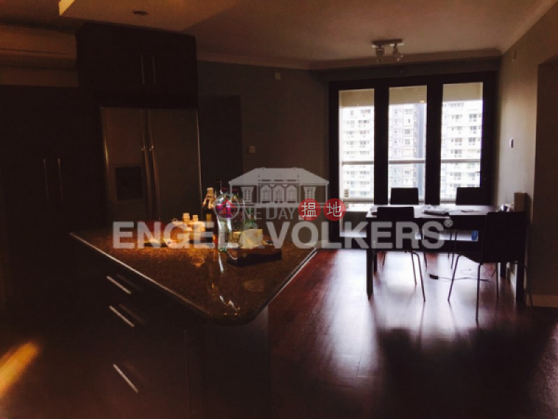 HK$ 65,000/ month | Albron Court Central District 3 Bedroom Family Flat for Rent in Soho