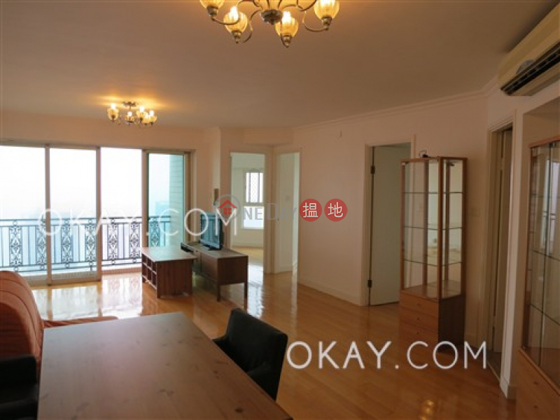 HK$ 48,000/ month | Pacific Palisades Eastern District Nicely kept 3 bed on high floor with balcony & parking | Rental