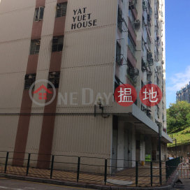 Yat Yuet House, Choi Wan (I) Estate,Choi Hung, Kowloon