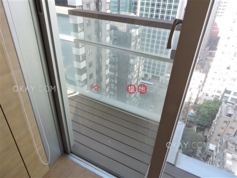 Stylish studio with balcony | For Sale, 5 Star Street 星街5號 Sales Listings | Wan Chai District (OKAY-S15202)