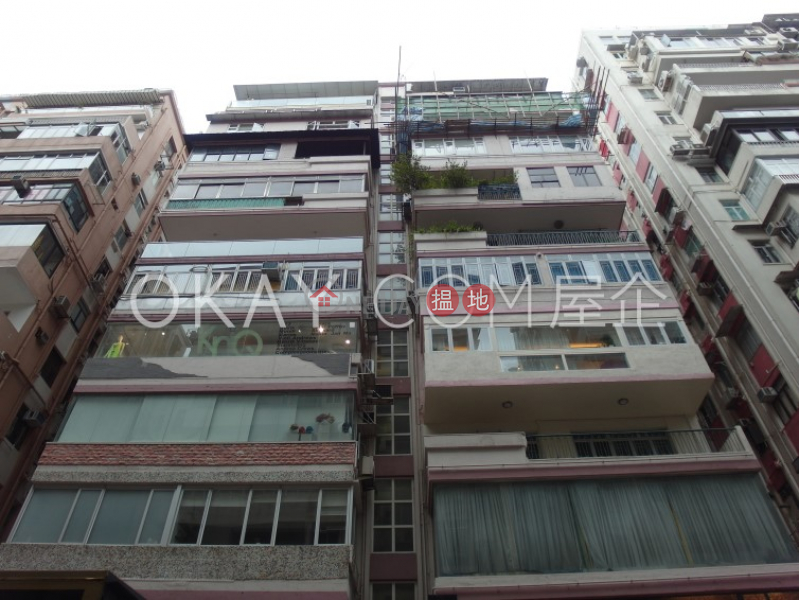 HK$ 46,000/ month | Vienna Mansion Wan Chai District Luxurious 1 bedroom with balcony | Rental