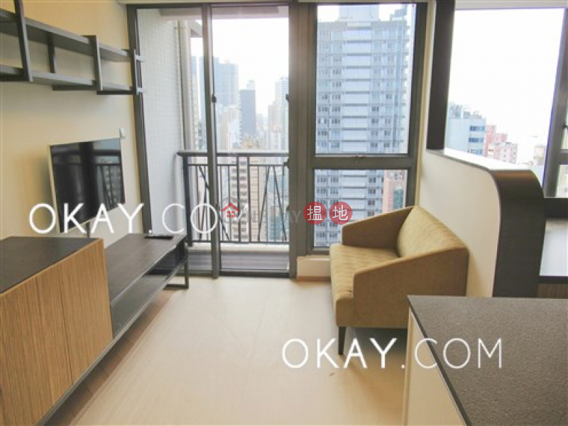 Property Search Hong Kong   OneDay   Residential   Sales Listings Unique 1 bedroom on high floor with balcony   For Sale