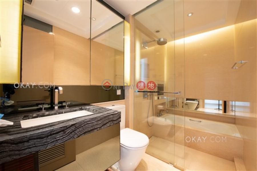 HK$ 89M   The Cullinan Tower 21 Zone 1 (Sun Sky),Yau Tsim Mong   Gorgeous 4 bedroom on high floor   For Sale