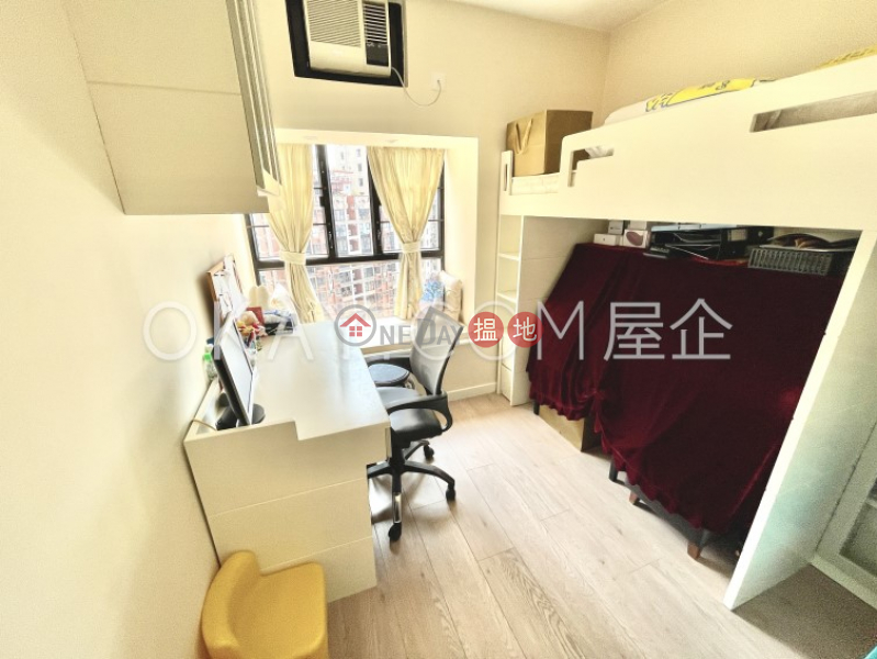 HK$ 26M Blessings Garden Western District, Rare 3 bed on high floor with harbour views & parking | For Sale
