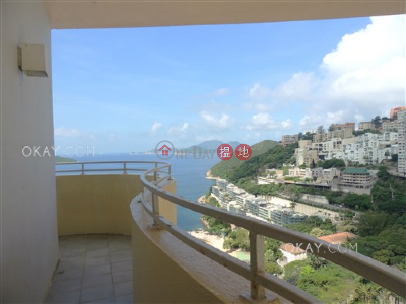 Rare 2 bedroom on high floor with sea views & balcony   Rental 109 Repulse Bay Road   Southern District, Hong Kong   Rental, HK$ 85,000/ month