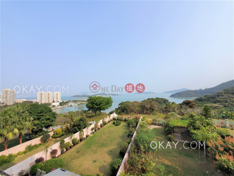 Nicely kept 3 bedroom with sea views & balcony | Rental | Discovery Bay, Phase 9 La Serene, Block 7 愉景灣 9期 海藍居 7座 Rental Listings