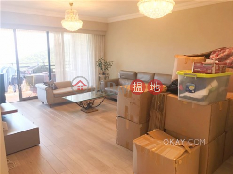 Beautiful 4 bedroom with balcony & parking | Rental|Parkview Rise Hong Kong Parkview(Parkview Rise Hong Kong Parkview)Rental Listings (OKAY-R8873)_0