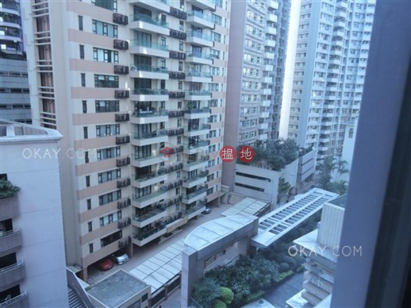1房2廁,星級會所,連租約發售《嘉苑出售單位》|17麥當勞道 | 中區|香港-出售|HK$ 2,300萬