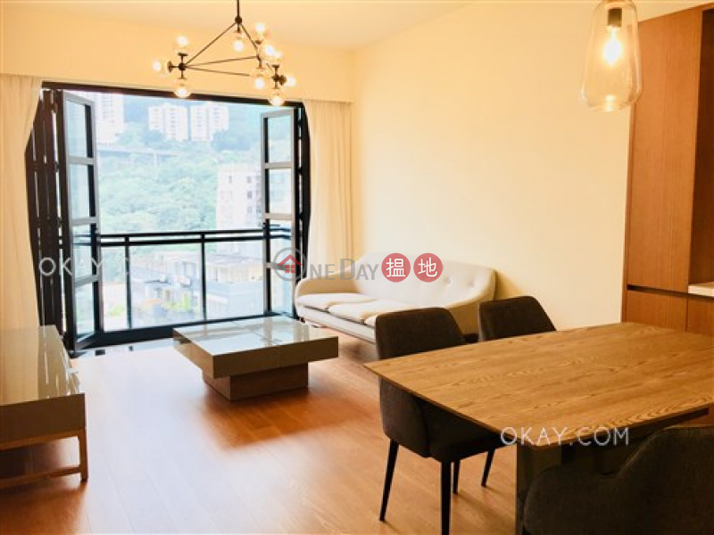 HK$ 48,000/ month | Resiglow | Wan Chai District | Elegant 2 bedroom on high floor with balcony | Rental