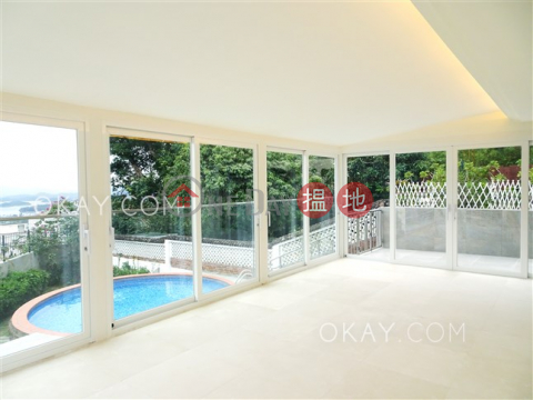 Beautiful house with sea views, rooftop & balcony | Rental|Nam Shan Village(Nam Shan Village)Rental Listings (OKAY-R287403)_0