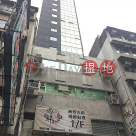 幸福商業大廈,佐敦, 九龍