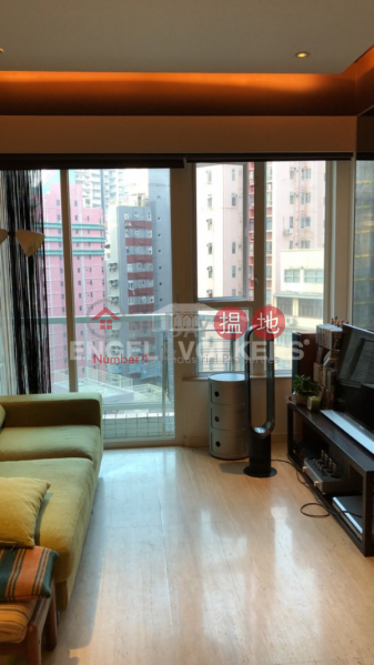 2 Bedroom Flat for Sale in Sai Ying Pun, Reading Place 莊士明德軒 Sales Listings | Western District (EVHK8426)