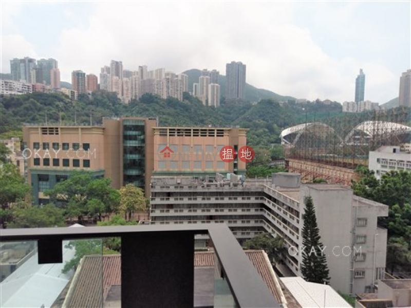 HK$ 25,000/ month, Park Haven | Wan Chai District, Lovely 1 bedroom with balcony | Rental