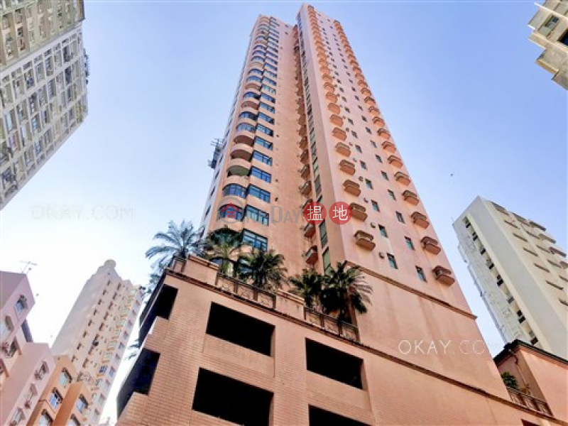 Property Search Hong Kong | OneDay | Residential | Rental Listings Charming 3 bedroom on high floor with balcony | Rental