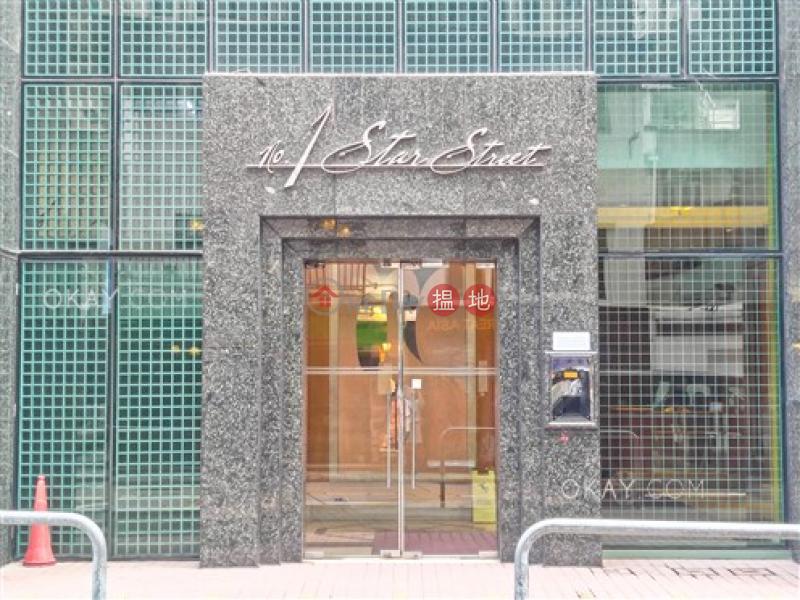 2房1廁,極高層,海景《匯星壹號出租單位》|匯星壹號(No 1 Star Street)出租樓盤 (OKAY-R27204)