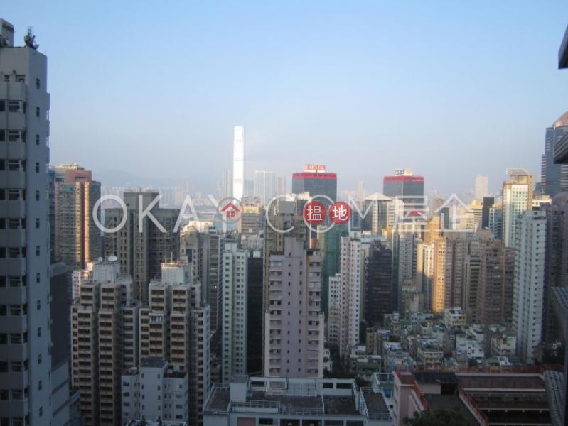 香港搵樓 租樓 二手盤 買樓  搵地   住宅-出租樓盤 3房2廁,星級會所,連車位羅便臣道80號出租單位