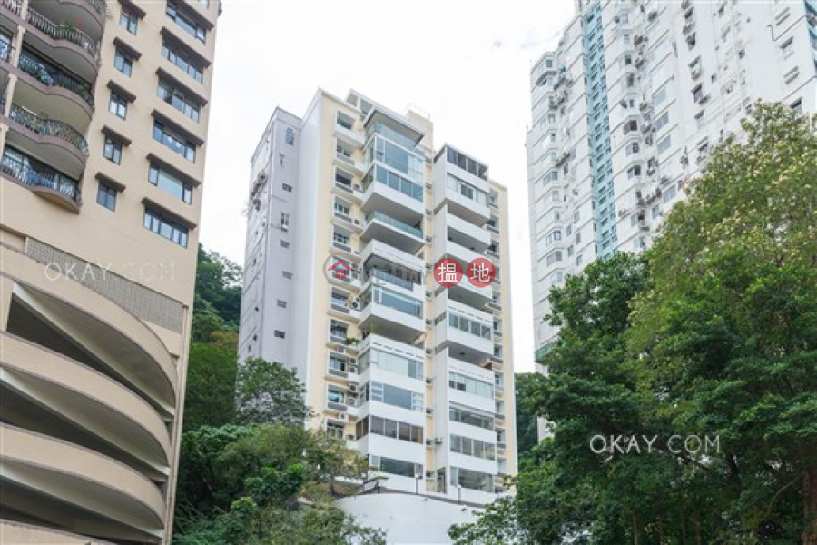 Beautiful 3 bedroom with balcony & parking | For Sale | Mannie Garden 萬俊花園 Sales Listings