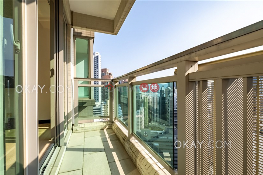 Rare 2 bedroom with balcony | Rental, Centre Place 匯賢居 Rental Listings | Western District (OKAY-R60653)