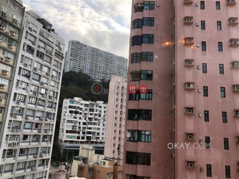 Unique 2 bedroom on high floor | For Sale | Kam Shan Court 金珊閣 Sales Listings