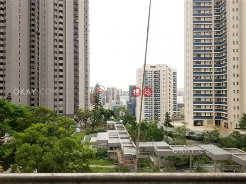 Lovely 3 bedroom with balcony & parking | Rental | 33 Perkins Road | Wan Chai District Hong Kong | Rental | HK$ 70,000/ month