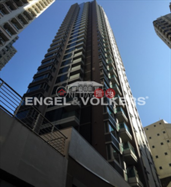 1 Bed Flat for Sale in Shek Tong Tsui, High West 曉譽 Sales Listings | Western District (EVHK40356)