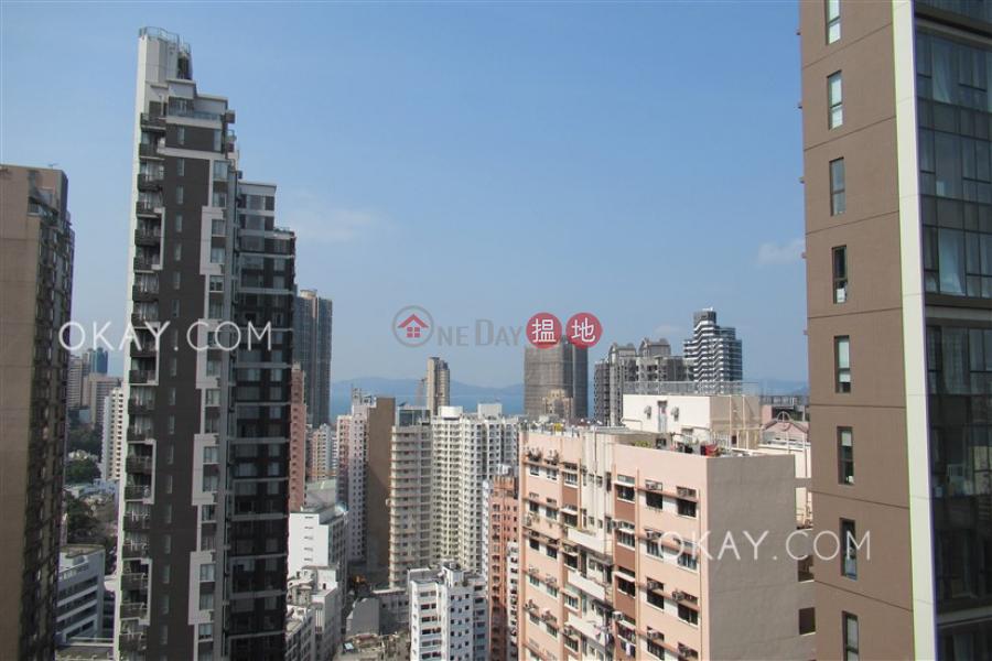 1房1廁,極高層,可養寵物,露台《眀徳山出租單位》-38西邊街 | 西區|香港出租HK$ 23,500/ 月