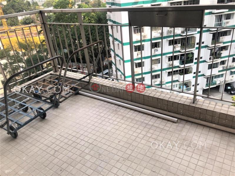 3房2廁,連車位,露台《麗苑出租單位》|10文福道 | 九龍城-香港-出租|HK$ 37,800/ 月