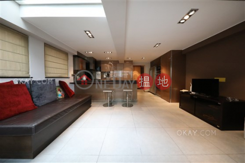 Rare 1 bedroom on high floor with terrace | For Sale|Luckifast Building(Luckifast Building)Sales Listings (OKAY-S263554)_0