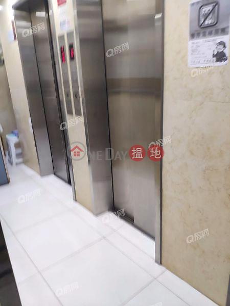 內街清靜,名校網,鄰近地鐵《豐盛大廈買賣盤》133第三街   西區 香港 出售-HK$ 438萬