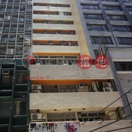 Kwun Fai Building,Tsim Sha Tsui, Kowloon