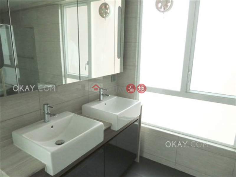 Gorgeous 3 bedroom on high floor with balcony & parking | For Sale 180 Argyle St | Kowloon City Hong Kong | Sales | HK$ 38.8M