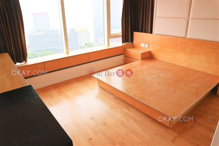 Property Search Hong Kong | OneDay | Residential, Rental Listings | Lovely 3 bed on high floor with harbour views & balcony | Rental