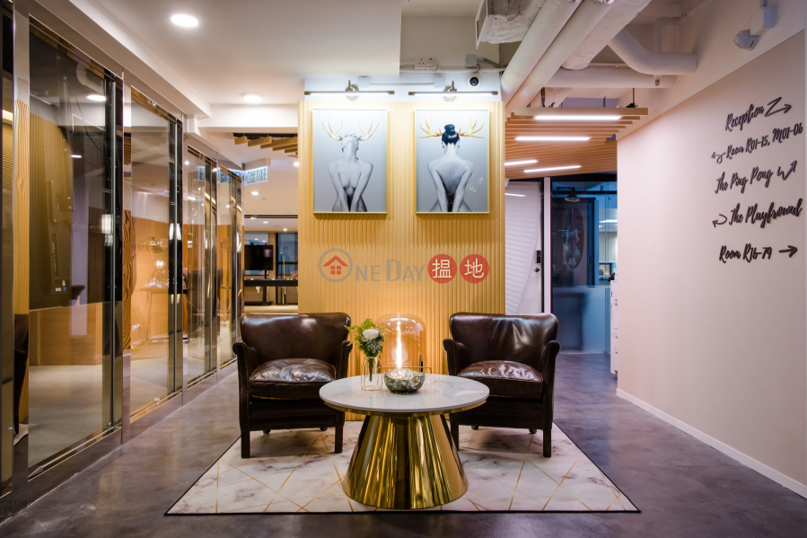 Property Search Hong Kong | OneDay | Office / Commercial Property | Rental Listings, Co Work Mau I Weather the Storm With You | Causeway Bay 3 Pax Private Office $8000/Mth up
