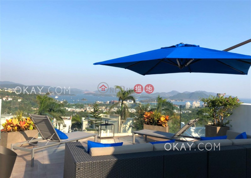 Rare house with balcony & parking | For Sale Po Lo Che | Sai Kung Hong Kong, Sales HK$ 23.6M