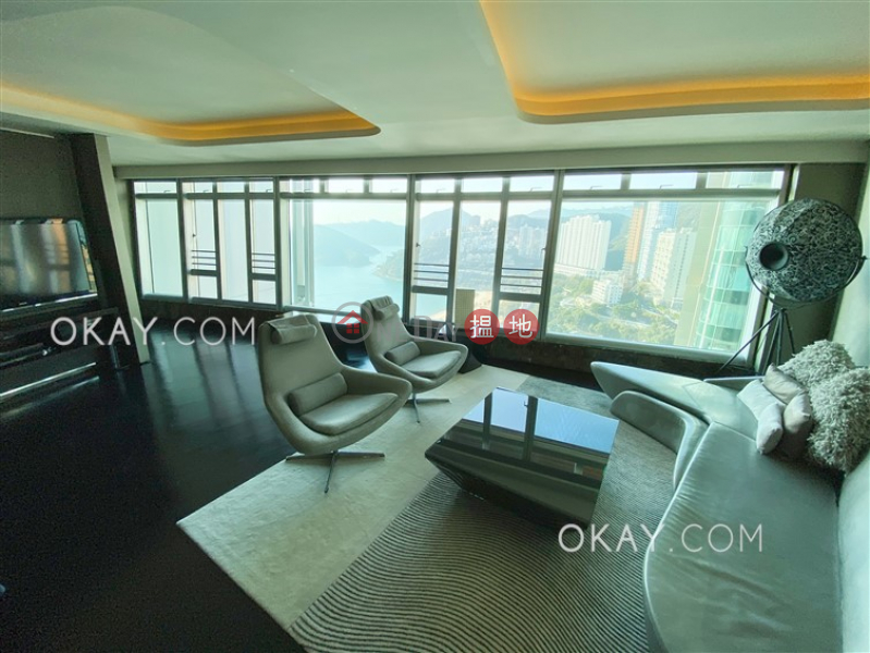 Exquisite 2 bed on high floor with sea views & parking | Rental | Tower 1 The Lily 淺水灣道129號 1座 Rental Listings