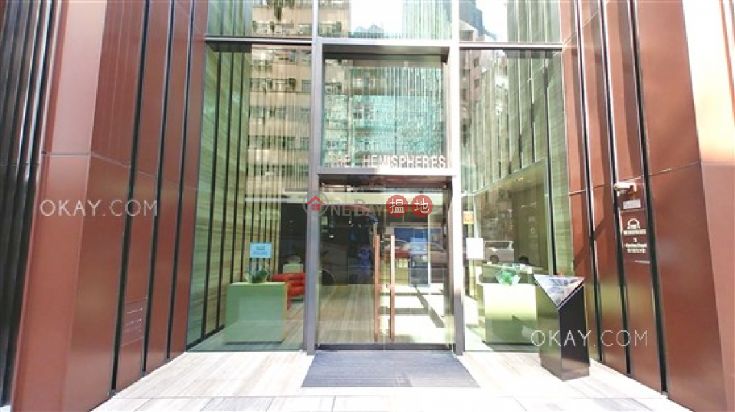 HK$ 13M The Hemispheres Wan Chai District, Unique 2 bedroom with balcony   For Sale