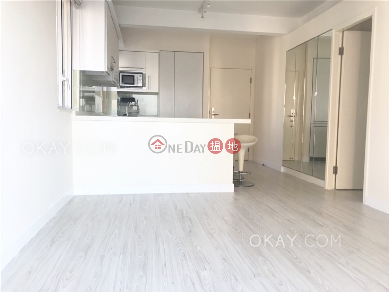 Practical 1 bed on high floor with harbour views | Rental | On Fung Building 安峰大廈 Rental Listings