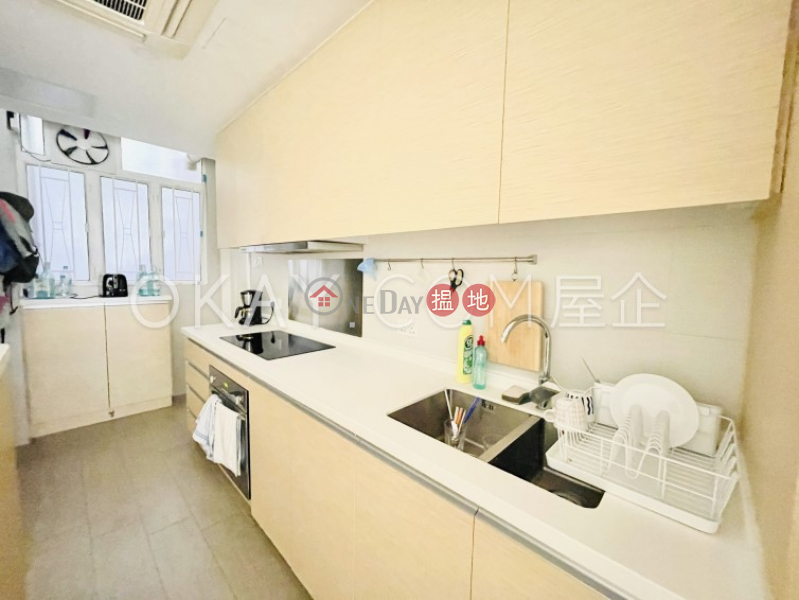 HK$ 53,000/ month   Mayflower Mansion, Wan Chai District   Elegant 3 bedroom with balcony & parking   Rental