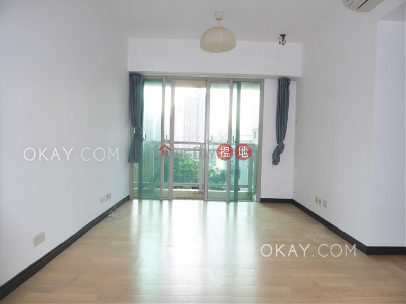 Unique 3 bedroom with balcony | Rental, Centre Place 匯賢居 Rental Listings | Western District (OKAY-R65456)