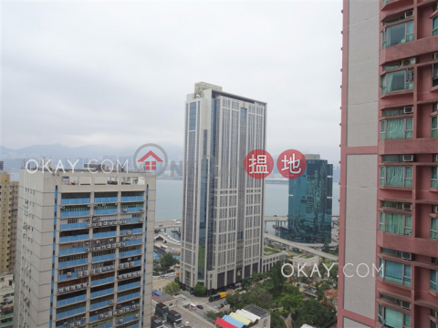 Unique 3 bedroom on high floor with sea views | For Sale|Island Place(Island Place)Sales Listings (OKAY-S26736)_0