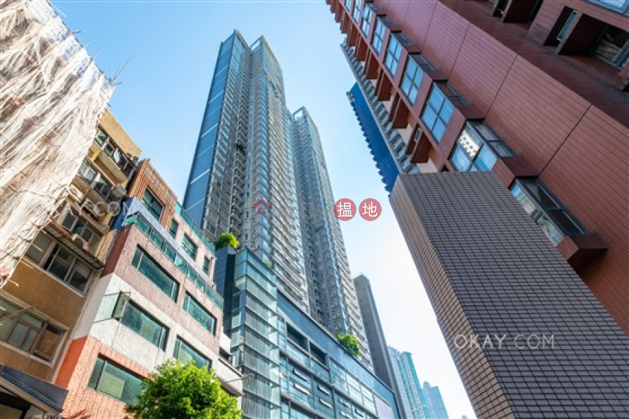 Stylish studio with balcony | For Sale 108 Hollywood Road | Central District | Hong Kong | Sales | HK$ 11M