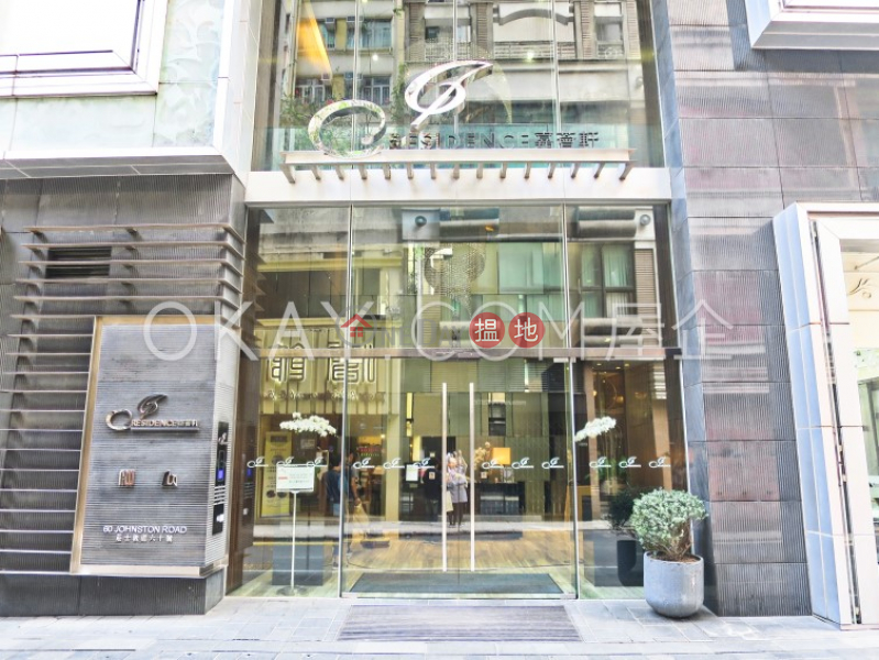 HK$ 25,000/ month J Residence | Wan Chai District, Practical 1 bedroom on high floor with balcony | Rental